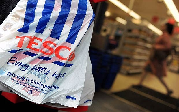 Tesco Every Little Helps Slogan