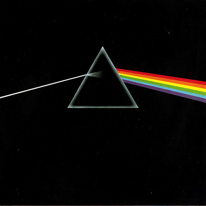 Storm Thorgerson Dark Side of the Moon