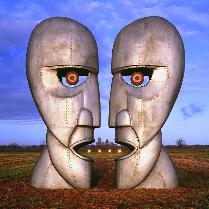 Storm Thorgerson The Division Bell