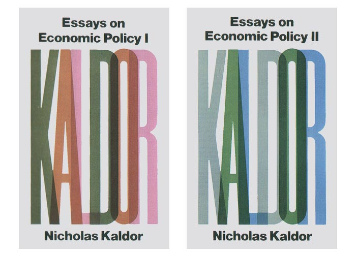 david-gentleman-kaldor-book-covers