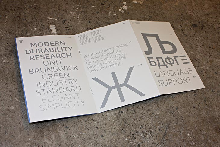 printed fonts booklet 5