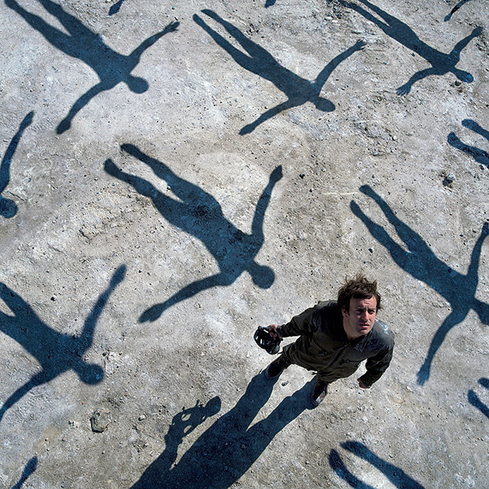 Storm Thorgerson Muse Absolution