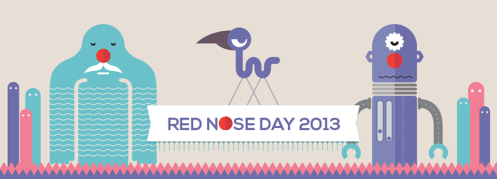 Red Nose Day Giver Gifs
