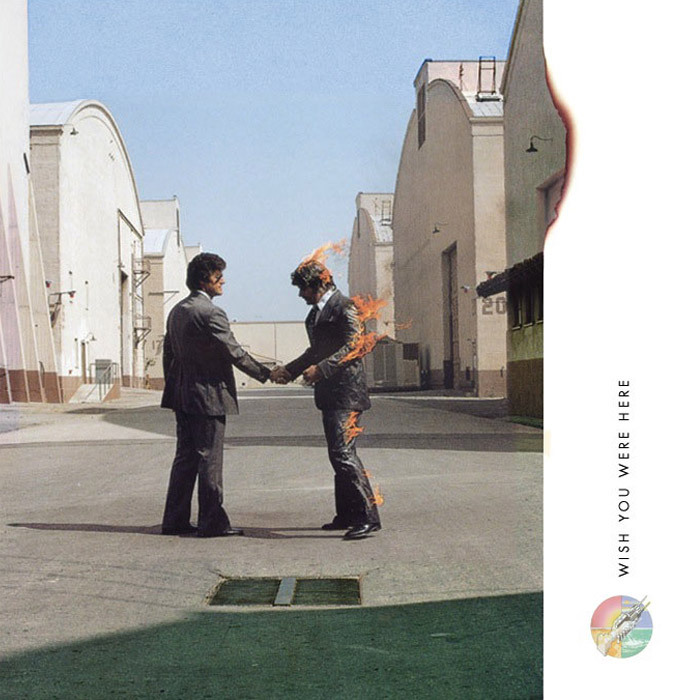 Storm Thorgerson wish you were here